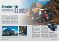 Druckluft für Trucks - KAESER KOMPRESSOREN GmbH