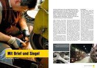 Mit Brief und Siegel - KAESER KOMPRESSOREN GmbH