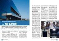 Solarzellenproduktion mit Druckluft vom Reinsten - KAESER ...