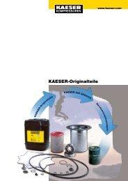 KAESER-Originalteile - Kaeser Kompressoren GmbH