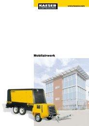Mobilairwerk - KAESER KOMPRESSOREN GmbH