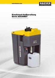 aquamat - KAESER KOMPRESSOREN GmbH