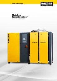 Hybritec Kombitrockner - KAESER KOMPRESSOREN GmbH