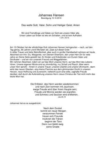 """als PDF zu haben - Unter """"www.kaffeestuebchen.eu"""""""