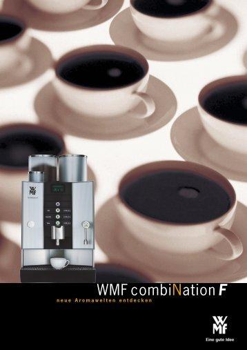 WMF combiNation F - Kaffeevollautomaten.org