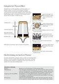 Schaerer Wasserfilter Schaerer water filter Schaerer filtre à eau ... - Seite 5