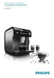 HD5720 - Kaffeevollautomaten.org