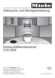Gebrauchs - Kaffeevollautomaten.org