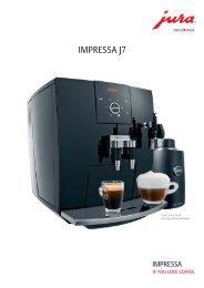 IMPRESSA J7 - Kaffeevollautomaten.org