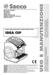 IDEA CUP - Kaffeevollautomaten.org