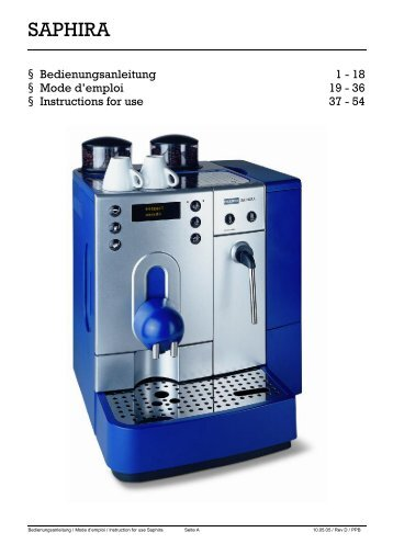 SYMLIFE MASK - Symrise Flavors | {Kaffeevollautomaten 59}