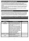 Katso tästä Thermo Call 3 -ohje - Kaha - Page 3