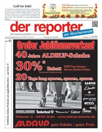 guter Preis Peterstr. 5 · 23701 Eutin - Der Reporter