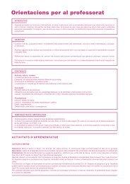 Orientacions per al professorat - Kaidara