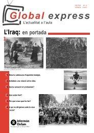 L'Iraq: en portada Global express - Kaidara