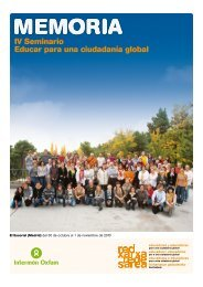 IV Seminario Educar para una ciudadanía global - Kaidara