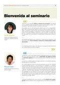 IV Seminario Educar para una ciudadanía global - Kaidara - Page 5