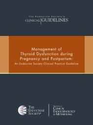 Management of thyroid dysfunction during pregnancy and postpartum