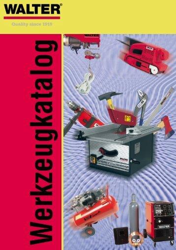 Walter Werkzeuge Salzburg GmbH - Kaindl-hoenig.com