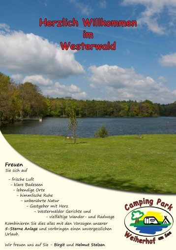 Camping Park Weiherhof am See