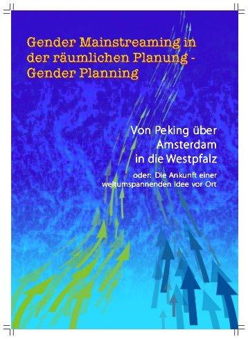 gender planning-inhalt.p65 - Stadt Kaiserslautern
