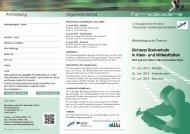 Programm, Anmeldung und weitere Informationen - Difu