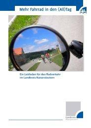 Leitfaden Alltagsradverkehr - Landkreis Kaiserslautern