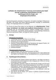 Leitfaden im familiengerichtlichen Verfahren - Landkreis ...
