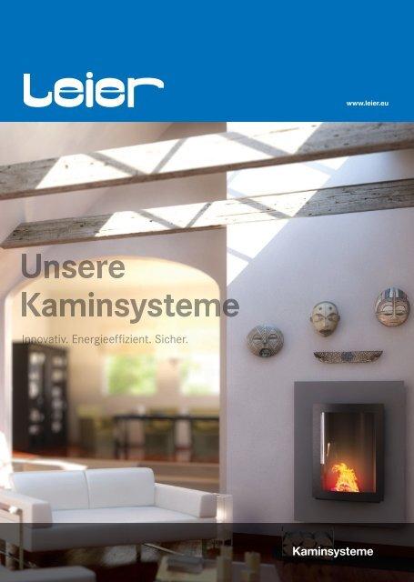 LEIER Kaminsysteme als PDF File (ca. 2.00 MB)