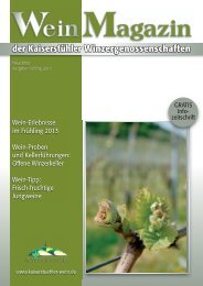 PDF-Download - Kaiserstühler Winzergenossenschaften