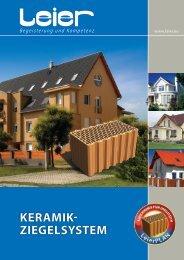 LEIER Keramik-Ziegelsystem als PDF File (ca. 9.50 MB)