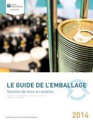 Le Guide de l'Emballage 2014