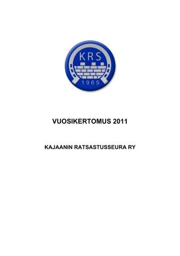 1. hallinto - KRS
