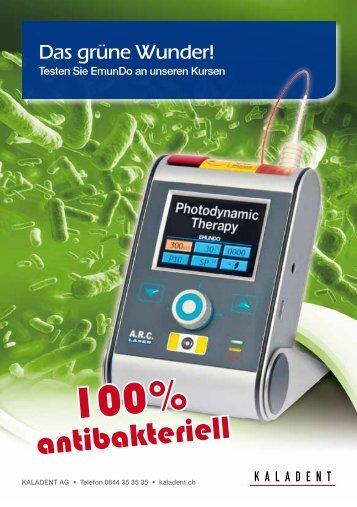antibakteriell - KALADENT AG