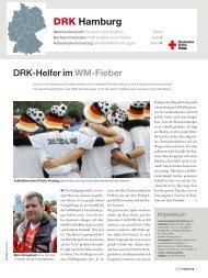 Rotkreuzmagazin 3 / 2010 - DRK Landesverband Hamburg ev