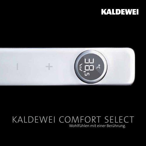 Comfort-Select Folder - Kaldewei