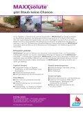MAXXsolute Factsheet zur Staubbindung und ... - K+S KALI GmbH - Seite 2