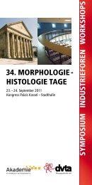 34. Morphologie - histologie tage