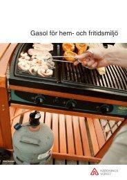 Gasol för hem- och fritidsmiljö - Kalmar kommun
