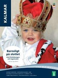 Barnsligt på slottet - Kalmar kommun