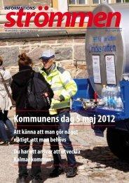 Strömmen juni 2012 - Kalmar kommun