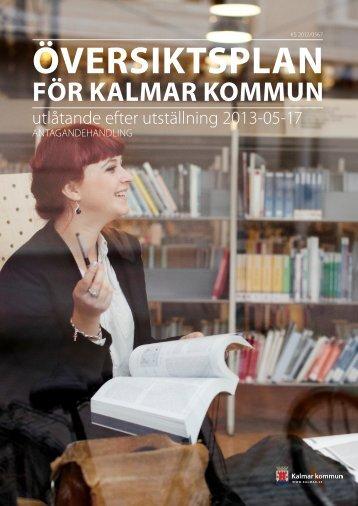 Samlade synpunkter i ett utlåtande (Pdf, 6,08 MB) - Kalmar kommun