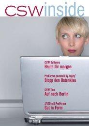 mail - CSW Peripheriesysteme GmbH