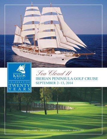 September 2-13, 2014 - Kalos Golf