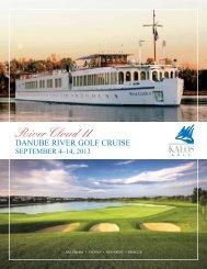September 4- 14, 2013 - Kalos Golf