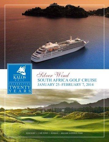 January 25- February 7, 2014 - Kalos Golf