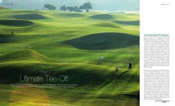 Ultimate Tee-Off - Kalos Golf