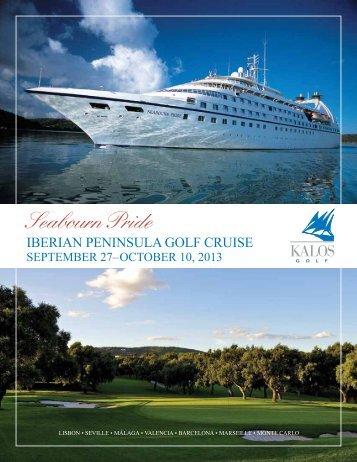 September 27-October 10, 2013 - Kalos Golf Cruises