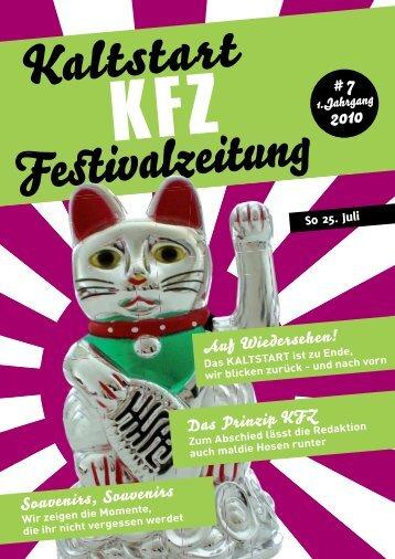 KFZ - Kaltstart Hamburg