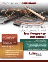 LoWavz-brochure - Kaltman Creations LLC